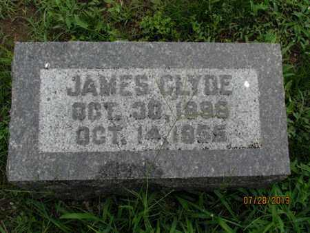 DIVENS, JAMES CLYDE - Montgomery County, Kansas   JAMES CLYDE DIVENS - Kansas Gravestone Photos
