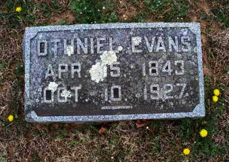 EVANS, OTHNIEL - Montgomery County, Kansas | OTHNIEL EVANS - Kansas Gravestone Photos