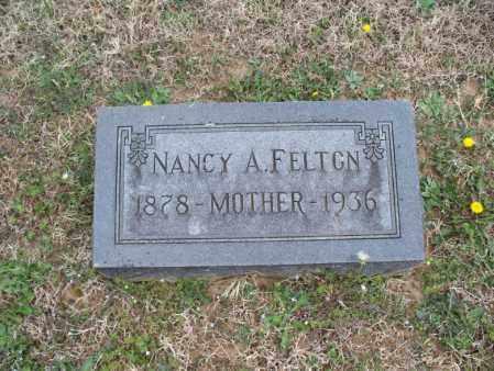 FELTON, NANCY A - Montgomery County, Kansas   NANCY A FELTON - Kansas Gravestone Photos