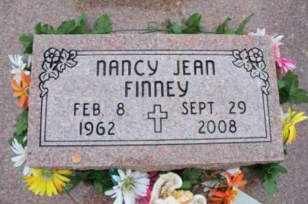 FINNEY, NANCY JEAN - Montgomery County, Kansas | NANCY JEAN FINNEY - Kansas Gravestone Photos
