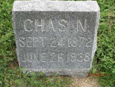 FREIDLILNE, CHARLES N - Montgomery County, Kansas | CHARLES N FREIDLILNE - Kansas Gravestone Photos