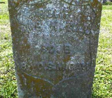 GILL, JAMES H  (VETERAN UNION) - Montgomery County, Kansas | JAMES H  (VETERAN UNION) GILL - Kansas Gravestone Photos