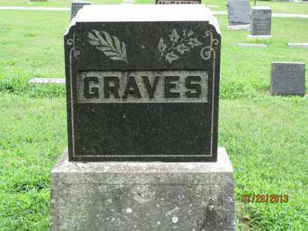 GRAVES, FAMILY STONE - Montgomery County, Kansas   FAMILY STONE GRAVES - Kansas Gravestone Photos