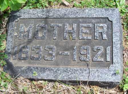 HARMON, MOTHER - Montgomery County, Kansas | MOTHER HARMON - Kansas Gravestone Photos