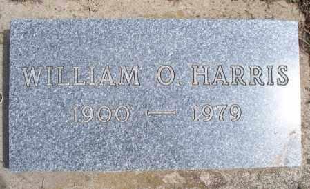 HARRIS, WILLIAM O - Montgomery County, Kansas | WILLIAM O HARRIS - Kansas Gravestone Photos