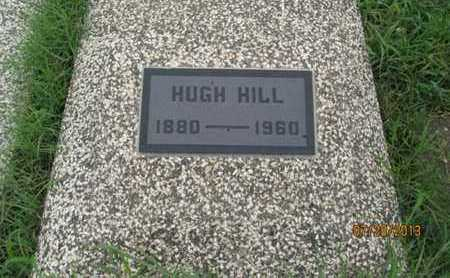 HILL, HUGH - Montgomery County, Kansas | HUGH HILL - Kansas Gravestone Photos
