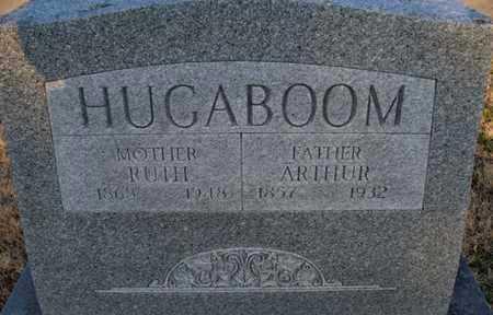 HUGABOOM, RUTH - Montgomery County, Kansas | RUTH HUGABOOM - Kansas Gravestone Photos
