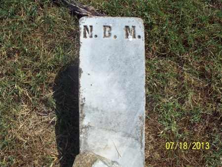 M , N B  - Montgomery County, Kansas | N B  M  - Kansas Gravestone Photos