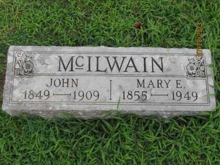MCILWAIN, JOHN - Montgomery County, Kansas   JOHN MCILWAIN - Kansas Gravestone Photos