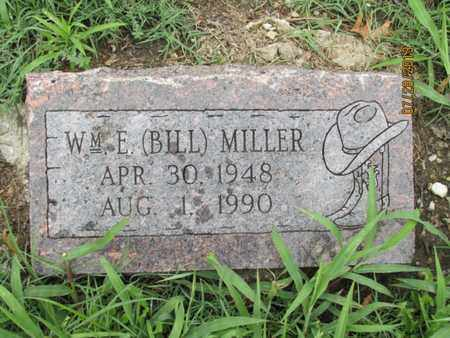 "MILLER, WILLIAM E  ""BILL"" - Montgomery County, Kansas   WILLIAM E  ""BILL"" MILLER - Kansas Gravestone Photos"
