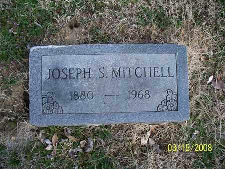 MITCHELL, JOSEPH S - Montgomery County, Kansas | JOSEPH S MITCHELL - Kansas Gravestone Photos