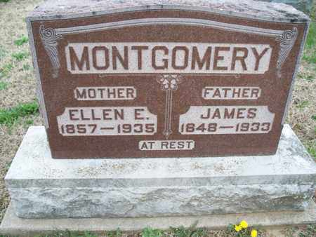 MONTGOMERY, JAMES - Montgomery County, Kansas   JAMES MONTGOMERY - Kansas Gravestone Photos