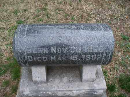 MORROW, LAURA - Montgomery County, Kansas | LAURA MORROW - Kansas Gravestone Photos
