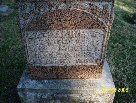 MOSLEY, CATHERINE E - Montgomery County, Kansas   CATHERINE E MOSLEY - Kansas Gravestone Photos