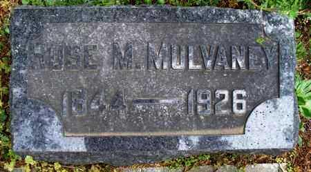 MULVANEY, ROSE M - Montgomery County, Kansas | ROSE M MULVANEY - Kansas Gravestone Photos
