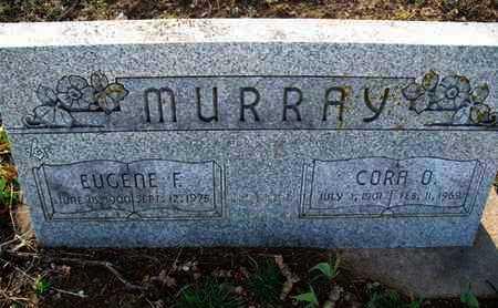 MURRAY, EUGENE F - Montgomery County, Kansas | EUGENE F MURRAY - Kansas Gravestone Photos
