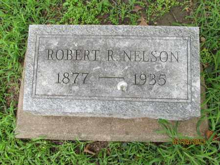 NELSON, ROBERT R - Montgomery County, Kansas   ROBERT R NELSON - Kansas Gravestone Photos