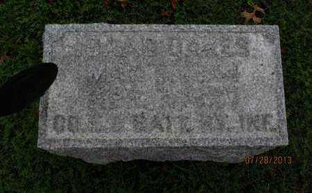 OAKES, ISAAC  (VETERAN UNION) - Montgomery County, Kansas   ISAAC  (VETERAN UNION) OAKES - Kansas Gravestone Photos