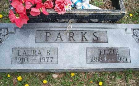 PARKS, LAURA B - Montgomery County, Kansas | LAURA B PARKS - Kansas Gravestone Photos
