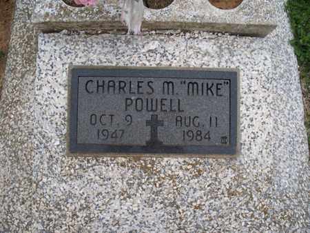 "POWELL, CHARLES M  ""MIKE"" - Montgomery County, Kansas 