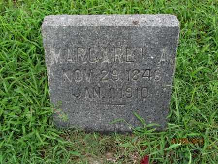 PRESCOTT, MARGARET A - Montgomery County, Kansas   MARGARET A PRESCOTT - Kansas Gravestone Photos