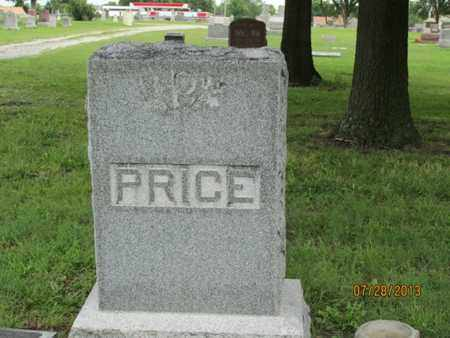 PRICE, FAMILY STONE - Montgomery County, Kansas | FAMILY STONE PRICE - Kansas Gravestone Photos