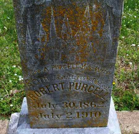 RAY PURCELL, MILLIE ANN - Montgomery County, Kansas | MILLIE ANN RAY PURCELL - Kansas Gravestone Photos