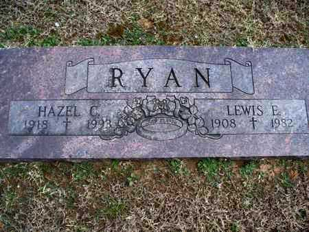 RYAN, HAZEL C - Montgomery County, Kansas | HAZEL C RYAN - Kansas Gravestone Photos