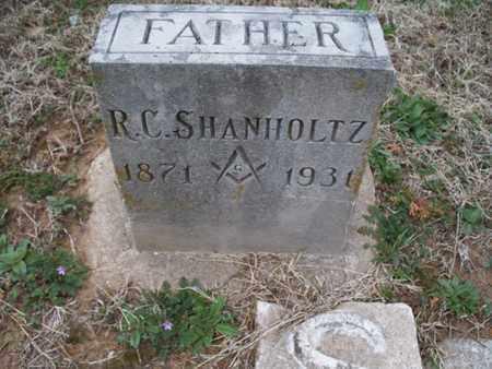 SHANHOLTZ, R  C - Montgomery County, Kansas | R  C SHANHOLTZ - Kansas Gravestone Photos