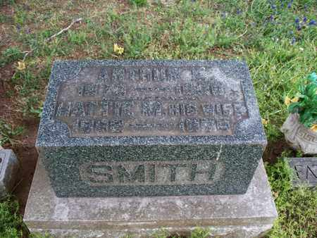 SMITH, HATTIE M - Montgomery County, Kansas   HATTIE M SMITH - Kansas Gravestone Photos