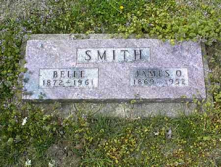 SMITH, BELLE - Montgomery County, Kansas | BELLE SMITH - Kansas Gravestone Photos
