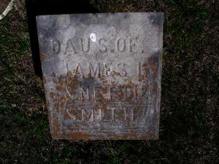 SMITH, DAUGHTERS - Montgomery County, Kansas | DAUGHTERS SMITH - Kansas Gravestone Photos