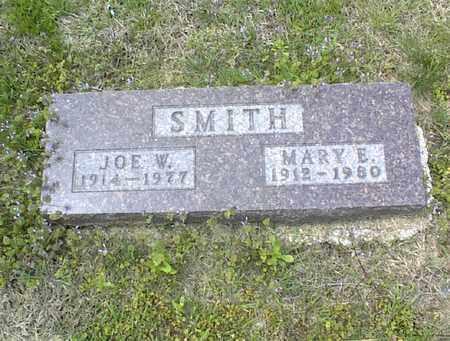 SMITH, MARY E - Montgomery County, Kansas | MARY E SMITH - Kansas Gravestone Photos