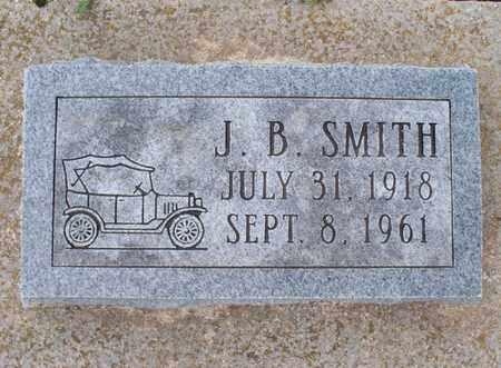 SMITH, J  B  - Montgomery County, Kansas | J  B  SMITH - Kansas Gravestone Photos