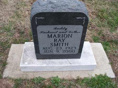 SMITH, MARION RAY - Montgomery County, Kansas | MARION RAY SMITH - Kansas Gravestone Photos