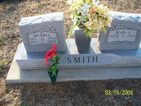 SMITH, MURREL - Montgomery County, Kansas   MURREL SMITH - Kansas Gravestone Photos