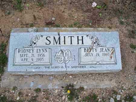 SMITH, RODNEY LYNN - Montgomery County, Kansas | RODNEY LYNN SMITH - Kansas Gravestone Photos