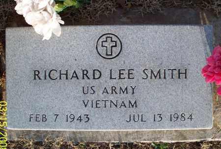 SMITH, RICHARD LEE  (VETERAN VIET) - Montgomery County, Kansas | RICHARD LEE  (VETERAN VIET) SMITH - Kansas Gravestone Photos