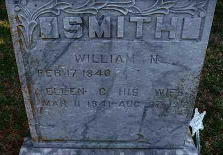 SMITH, WILLIAM N - Montgomery County, Kansas | WILLIAM N SMITH - Kansas Gravestone Photos