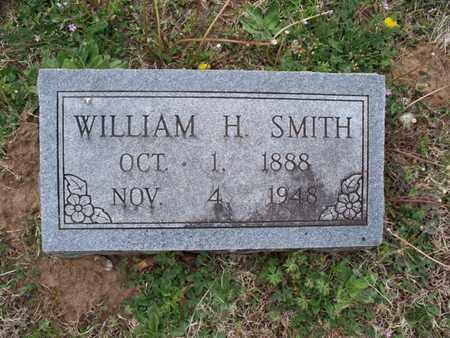SMITH, WILLIAM H - Montgomery County, Kansas | WILLIAM H SMITH - Kansas Gravestone Photos