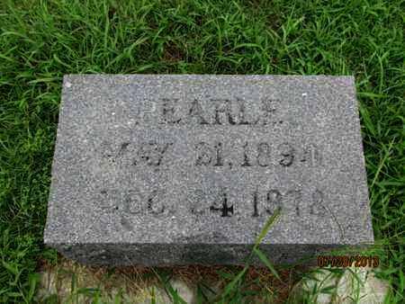 STEELE, PEARL E - Montgomery County, Kansas   PEARL E STEELE - Kansas Gravestone Photos