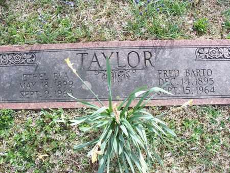 TAYLOR, FRED BARTO - Montgomery County, Kansas | FRED BARTO TAYLOR - Kansas Gravestone Photos