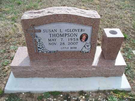 THOMPSON, SUSAN L - Montgomery County, Kansas | SUSAN L THOMPSON - Kansas Gravestone Photos