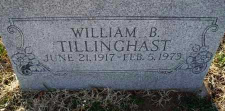 TILLINGHAST, WILLIAM B - Montgomery County, Kansas | WILLIAM B TILLINGHAST - Kansas Gravestone Photos