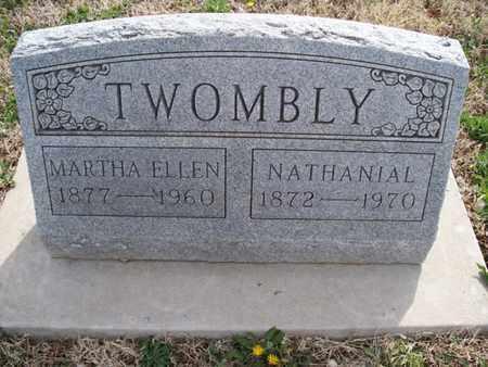 TWOMBLY, NATHANIAL - Montgomery County, Kansas | NATHANIAL TWOMBLY - Kansas Gravestone Photos