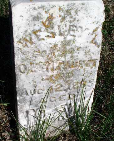 UNKNOWN   , WESLEY - Montgomery County, Kansas   WESLEY UNKNOWN    - Kansas Gravestone Photos