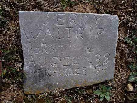 WALTRIP, JERRY - Montgomery County, Kansas   JERRY WALTRIP - Kansas Gravestone Photos