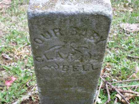 WRIGHT, CLARA BELL - Montgomery County, Kansas   CLARA BELL WRIGHT - Kansas Gravestone Photos