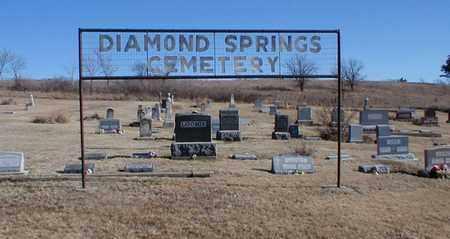 *  SIGN & OVERVIEW,  - Morris County, Kansas |  *  SIGN & OVERVIEW - Kansas Gravestone Photos