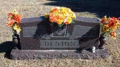 DENTON, CHESTER - Morton County, Kansas | CHESTER DENTON - Kansas Gravestone Photos